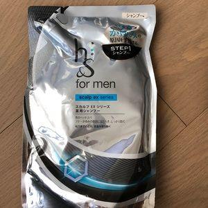 P&G - H&S for men sculp Ex shampoo refill